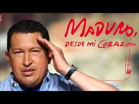 Maduro desde mi Corazn (Cancin Oficial + Letra) - Campaa Nicolas Maduro 2013