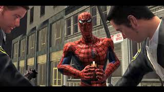 spider-man web of shadows game play