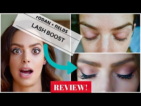 Rodan + Fields Lash Boost Review! Plus Before + After Pics