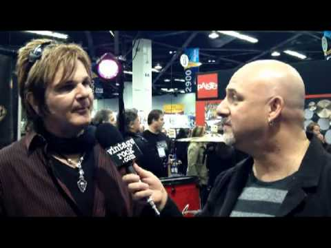 2013 NAMM: Rikki Rockett Interview
