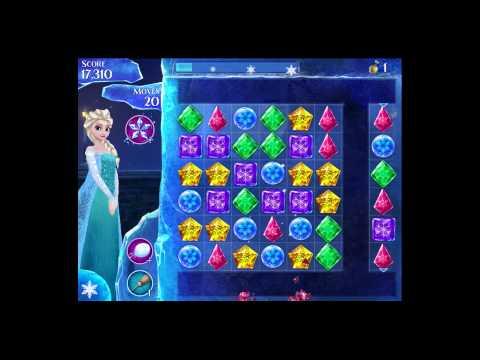 Disney Frozen Free Fall - Level 58 [Gameplay Walkthrough]