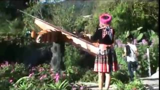 Hmong Village at Doi Pui Thailand
