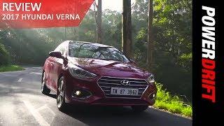 Hyundai Verna : A Handsome Brute : PowerDrift