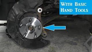 Subaru Wheel Bearing or Hub Replacement (Late Models)
