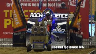 Indoor Riesa 2017 Modified 2,5t Tractor Pulling by MrJo