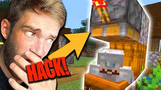 How to CHEAT in Minecraft (Forbidden) - Minecraft with Jacksepticeye - Part 5