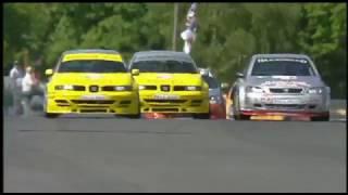 Rob Huff and Rob Collard Crash | BTCC 2004 Oulton Park