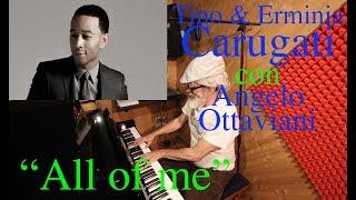 """Lezione di Piano n.239: John Legend """"All of me"""" ft. Angelo Ottaviani"""