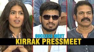 Kirrak Party Team Press Meet Over Movie GRAND Success   Nikhil   Kirrak Party Movie
