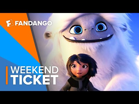 In Theaters Now: Abominable | Weekend Ticket