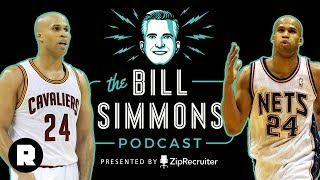Richard Jefferson on Being Traded, Changing Roles & the Cavs | The Bill Simmons Podcast | The Ringer
