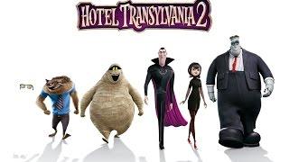 New Animation Movies - Hotel Transylvania 2 2015 - Cartoon Movies English | Official Scenes
