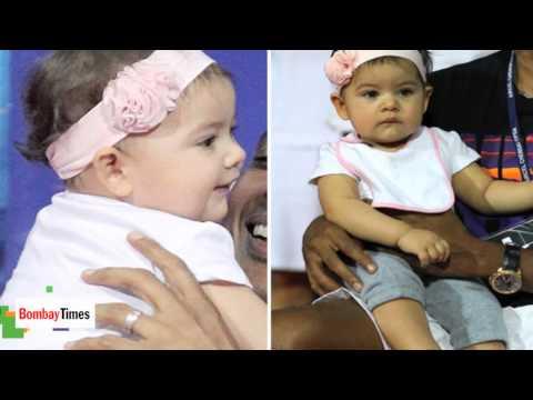 Lara Dutta Shares Selfie With Daughter Saira - BT