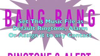 download lagu Bang Bang By Jessie J Ringtone And Alert gratis