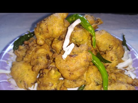 cabbage pakoda | पट्टाकोबीची भजी | crispy pakoda recipe | how to make cabbage pakoda in marathi
