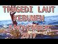 Tragedi Laut Kebumen 5 November 2017