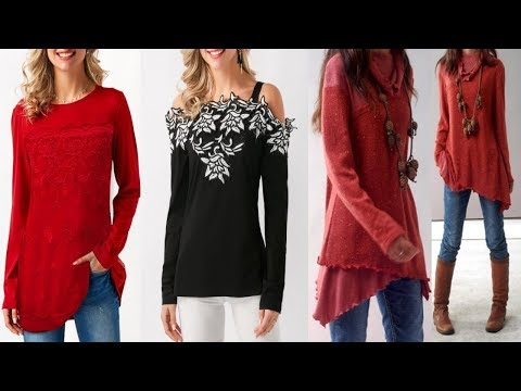 Latest & Stylish 40 Tops Designs For Stylish Girls Collection | Fashion World