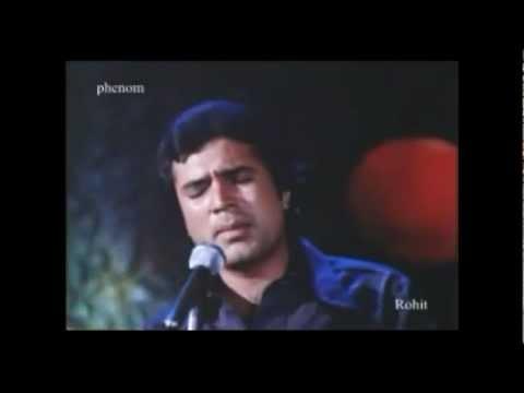 Jab dard nahi tha sine me  karaoke from Anurodh of Kishoreda...