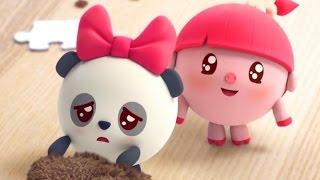 Малышарики - Новые серии - Мишка (44 серия) | Для детей от 0 до 4 лет