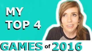 Favourite Games of 2016 (& Why Uncharted 4 Isn't One of Them)