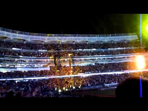 Jay-Z - Intro and Run This Town - Live at Yankee Stadium in NYC 9/13/10
