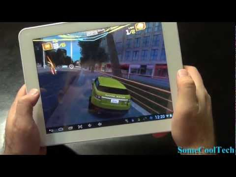 Nextway F9X Quad Core Allwinner A31 Tablet Review