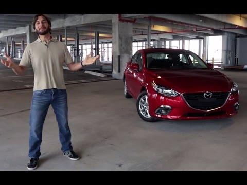 Prueba Mazda Mazda3 2015 (Español)