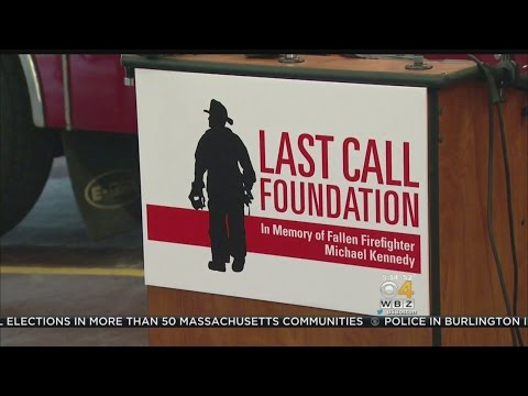 Last Call Foundation Raising Money For Crucial Firefighters' Needs