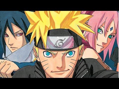 Naruto sayonara Memory !!!