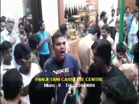 Shabih Abbas Jafri - 06 Tanhayi Pe Sughra Ki 2014 video