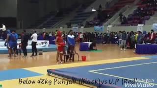25th Senior National Wushu Championship-2017 at Ranchi