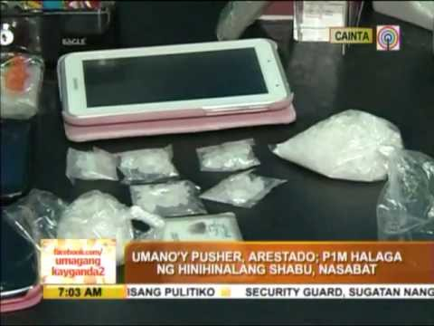 Manila cop, female companion arrested in Pasay drug bust