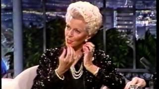 Lana Turner, Joan Rivers, 1982 TV Interview