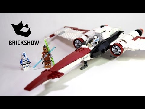 Lego Star Wars 75004 Z-95 Headhunter Build & Review
