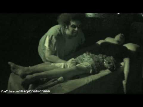 Terror Tram: Live or Die Halloween Horror Nights Universal Studios Hollywood