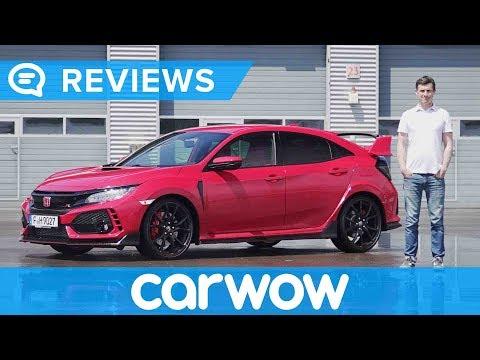 2018 Honda Civic Type R - ultimate in-depth review   Mat Watson Reviews