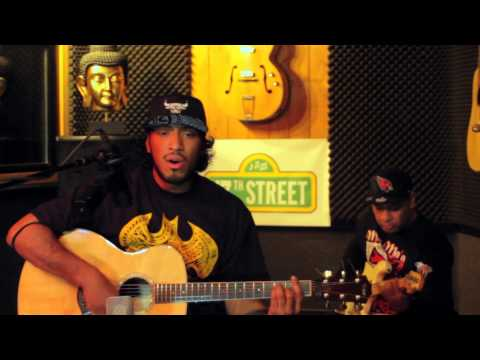 J-Stringz Drink It Up Official Video (Acoustic)