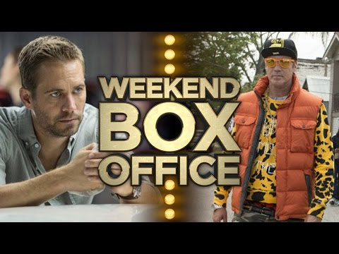 Weekend Box Office   April 3 5, 2015