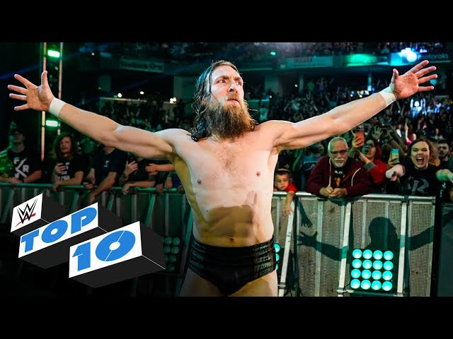 Top 10 Friday Night SmackDown moments WWE Top 10, October 18, 2019