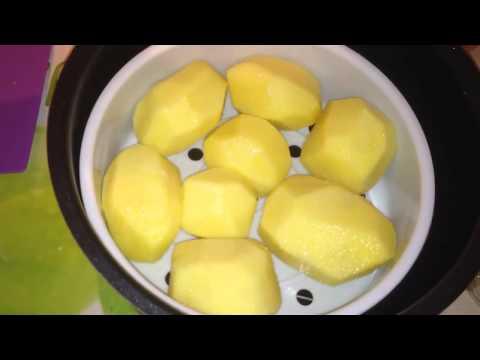 Как приготовить гарнир в мультиварке - видео