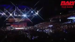 WWE RAW  ROMAN REIGNS ATTACK ON BRAUN STROMAN STILL NOT WAIT