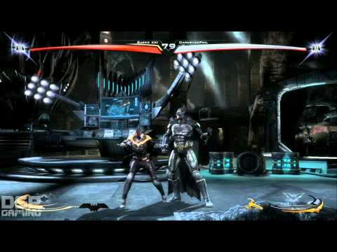 Injustice DLC: Batgirl Launch Day MP pt7
