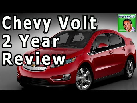 Chevy Volt Two Year Review