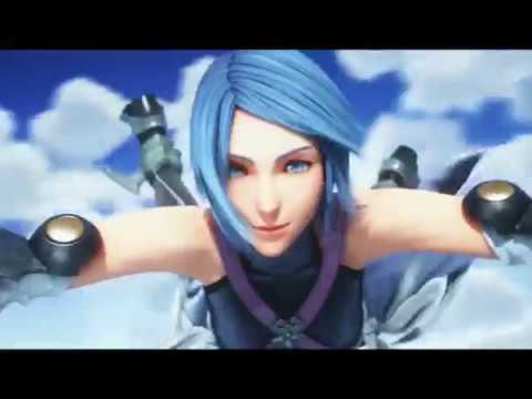 AMV -  Kingdom Hearts  - Utada Hikaru - Final Distance (M-Flo Remix)