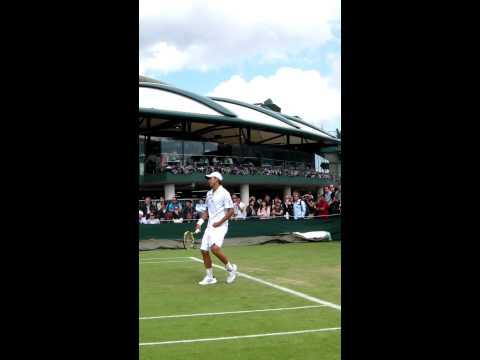 Rendy Lu Yen-hsun 盧彥勳@ 2011 Wimbledon day2