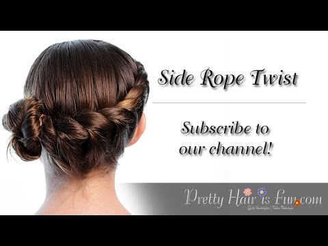Tags: side twist little girls hairstyles teen hairstyles how to do a side