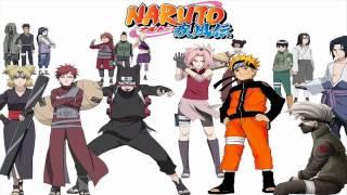 Naruto 1st opening - Hound Dog - ROCKS