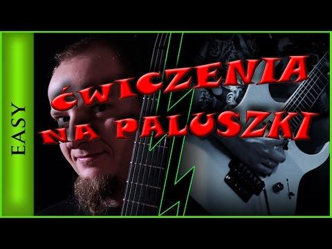 Lekcje Gry Na Gitarze ćwiczenia Na Palce - Wojtek Pietraszek
