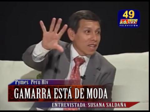 GAMARRA ESTA DE MODA Y ES LÍDER EN AMÉRICA LATINA