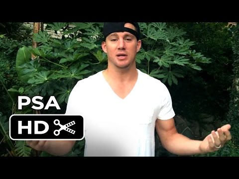 Magic Mike XXL PSA - Enter The Magic Mike Contest (2015) - Channing Tatum, Matt Bomer Movie HD